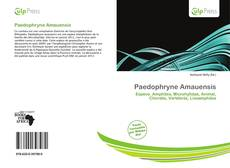 Bookcover of Paedophryne Amauensis