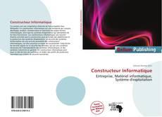 Copertina di Constructeur Informatique