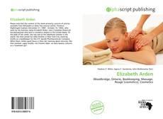 Bookcover of Elizabeth Arden