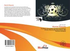 Bookcover of Karim Saoula
