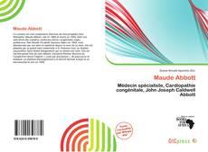 Bookcover of Maude Abbott