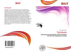 Bookcover of Tachisme