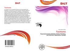 Buchcover von Tachisme