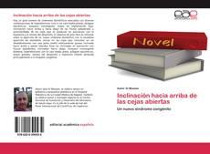 Bookcover of Inclinación hacia arriba de las cejas abiertas