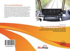 Portada del libro de San Luis Central Railroad