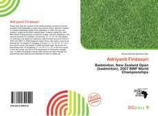 Adriyanti Firdasari的封面