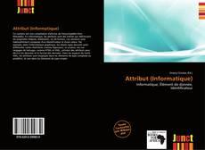 Capa do livro de Attribut (Informatique)