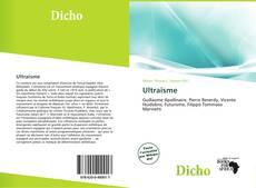 Bookcover of Ultraïsme