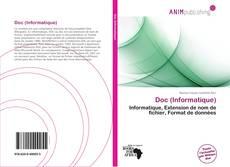 Capa do livro de Doc (Informatique)