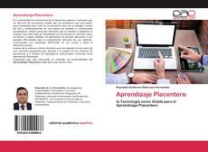 Bookcover of Aprendizaje Placentero