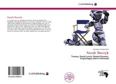 Bookcover of Sarah Barzyk