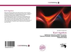 Karl Agathon kitap kapağı