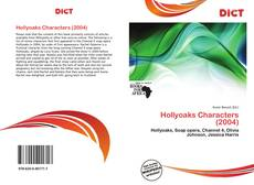 Bookcover of Hollyoaks Characters (2004)