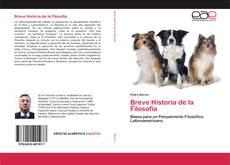 Capa do livro de Breve Historia de la Filosofía