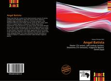 Bookcover of Angel Batista