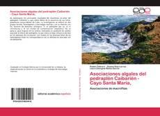 Buchcover von Asociaciones algales del pedraplén Caibarién - Cayo Santa María,