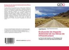 Portada del libro de Evaluación de Impacto Ambiental de las Obras de Infraestructura