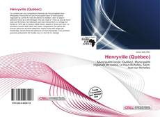 Bookcover of Henryville (Québec)