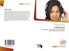 Portada del libro de CFM Radio