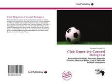 Club Deportivo Coronel Bolognesi kitap kapağı