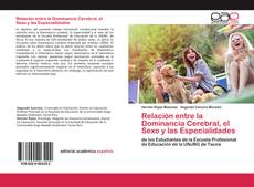 Borítókép a  Relación entre la Dominancia Cerebral, el Sexo y las Especialidades - hoz