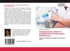 Обложка Actualización sobre el Cuidado de Heridas para Enfermería