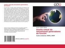 Portada del libro de Diseño virtual de mecanismos generadores de función