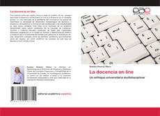 La docencia on line kitap kapağı