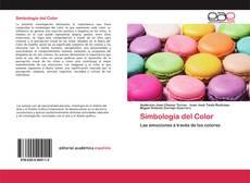 Capa do livro de Simbología del Color