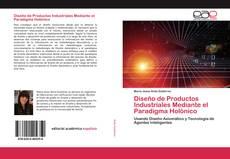 Portada del libro de Diseño de Productos Industriales Mediante el Paradigma Holónico