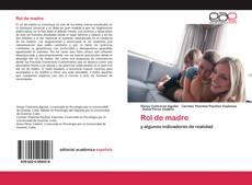 Buchcover von Rol de madre