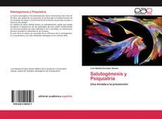 Bookcover of Salutogénesis y Psiquiatría