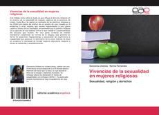 Portada del libro de Vivencias de la sexualidad en mujeres religiosas