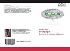 Couverture de Pedagogía