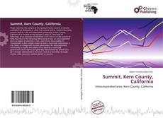 Buchcover von Summit, Kern County, California