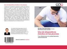 Portada del libro de Uso de dispositivos móviles en los jóvenes