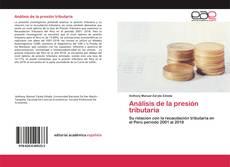 Borítókép a  Análisis de la presión tributaria - hoz