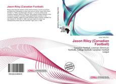 Capa do livro de Jason Riley (Canadian Football)