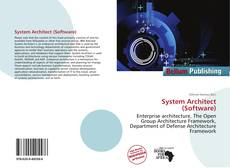 Bookcover of System Architect (Software)