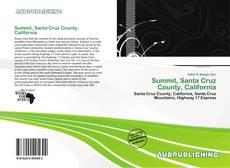 Portada del libro de Summit, Santa Cruz County, California