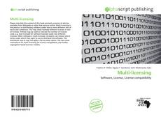 Bookcover of Multi-licensing