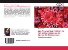 Buchcover von Las Neumonías virales y la Inmunosenescencia en época de Coronavirus