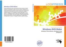 Copertina di Windows DVD Maker