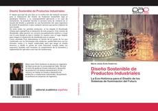 Portada del libro de Diseño Sostenible de Productos Industriales