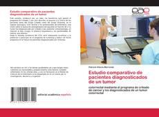 Portada del libro de Estudio comparativo de pacientes diagnosticados de un tumor