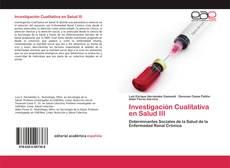 Обложка Investigación Cualitativa en Salud III
