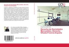 Portada del libro de Derecho de Sociedades Mercantiles. Derecho Ohada-Francia-España