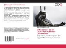 Buchcover von El Repensar de los Derechos Humanos Universales