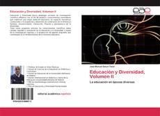 Bookcover of Educación y Diversidad, Volumen II