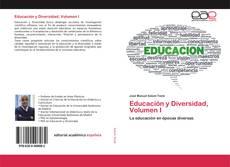 Bookcover of Educación y Diversidad, Volumen I